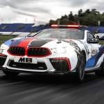 Bemutatkozott a MotoGP új biztonsági autója