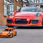 Befejeződött a LEGO Porsche 911 GT3 RS gyártása