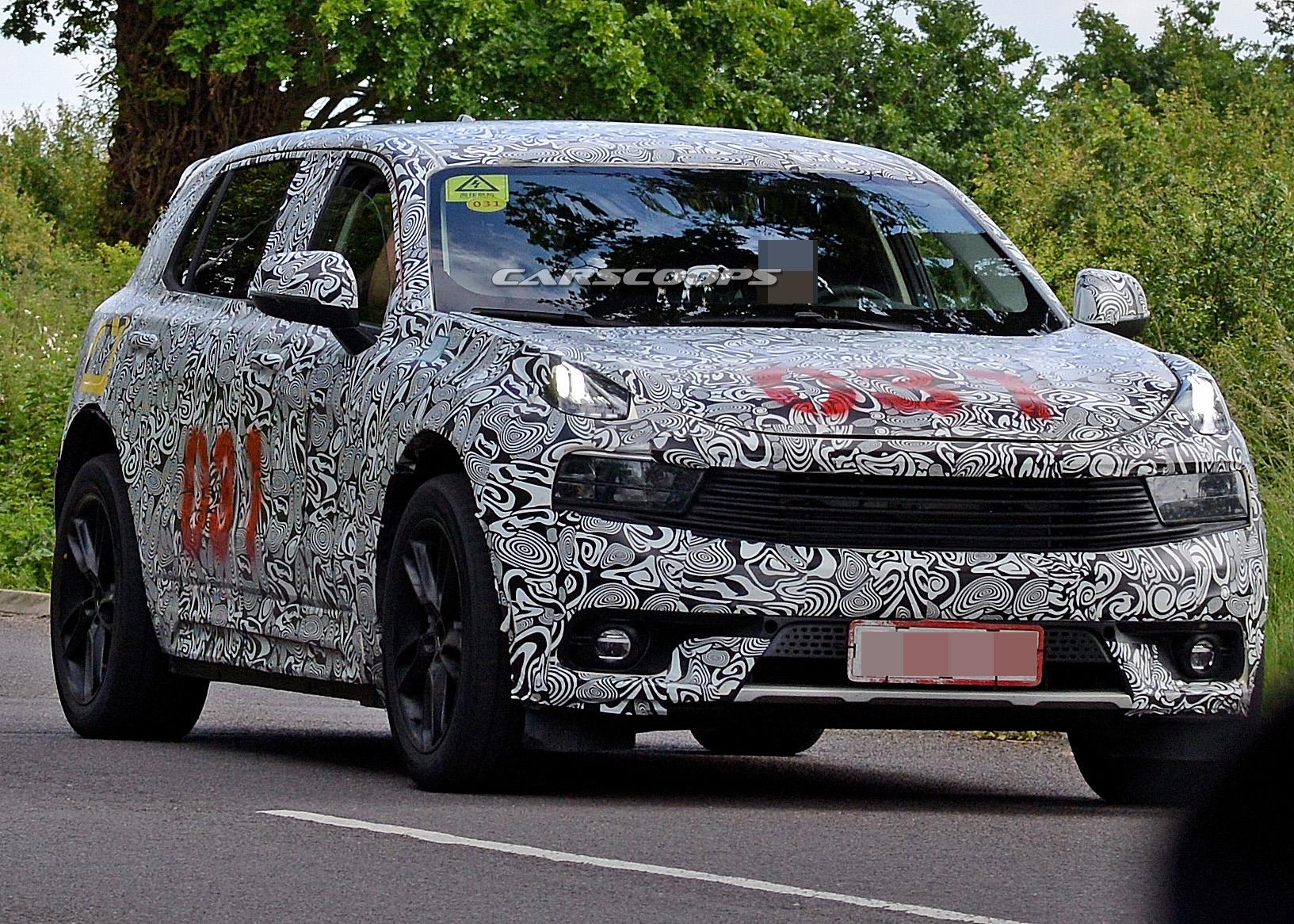 Mégsem hibrid, hanem teljesen elektromos lesz a Lotus első SUV-ja