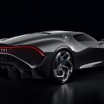 Minden idők legdrágább autóját villantotta a Bugatti