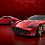 Csak a felélesztett klasszikus DB4-el egy csomagban kérhető a Zagato ünnepi Aston Martinja