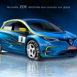 Jégen fog versenyezni a Renault Zoe