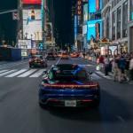 Bemutatkozott a Porsche Taycan