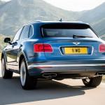 Nincs többé dízel Bentley Bentayga Európában