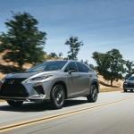 Okosan frissült a Lexus nagy szabadidő modellje