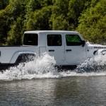 Új dízel motort kap az európai piacra a platós Jeep
