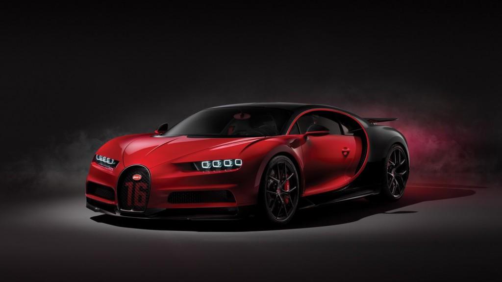 Nem lesz Bugatti SUV, ráadásul a sebesség háborúból is kihátrál a gyártó
