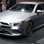 Megérkeztek a kompakt hibrid Mercedesek