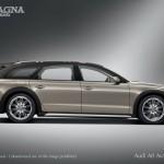 Terepes kombi készült az Audi A8-ból