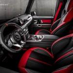 Sportkocsi belsőt kínál a Mercedes G-osztályhoz a Carlex