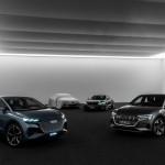Elkészült az Audi új elektromos platformja, amely más gyártók számára is elérhető lesz