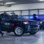 Páncélozott Jeep-ek érkeztek az olasz rendőrség flottájába