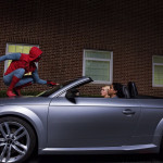 Hyundai-ra vált a Pókember