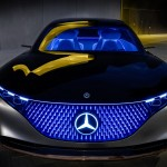 Lesznek tisztán elektromos AMG-k a Mercedes palettájában