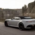 Aston Martin még sosem volt ilyen gyors nyitott tetővel