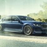Brutálisan erős 7-es BMW az Alpinától