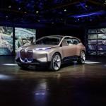 Önvezető elektromos SUV-t mutat be a BMW tanulmánya
