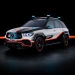 A biztonsági rendszereket mutatja be a Mercedes új koncepciója