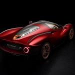 Műtárgy szinten mozgó autóval tért vissza a De Tomaso