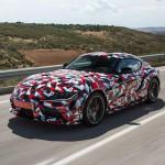 Januárban már biztos jön az új Toyota Supra