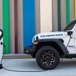 Itt a Jeep legújabb dobása, a konnektoros hibrid Wrangler!