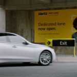 Hertz Fast Lane powered by CLEAR