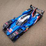Bemutatkozott az Alpine versenyautója, melyet a Le Mans-i 24 órás versenyen használnak majd