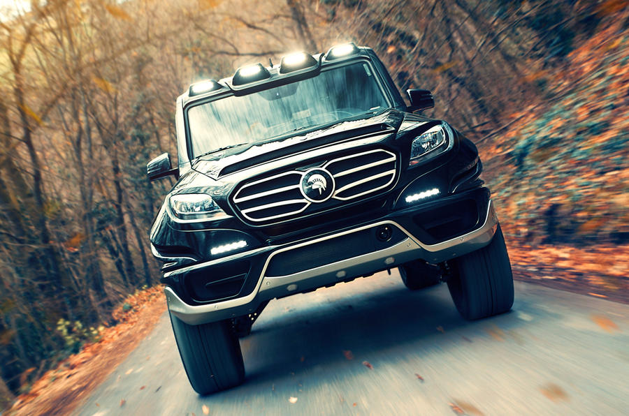 Ares G-class