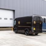 Átáll az elektromos áruszállításra a UPS