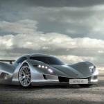 Új elektromos szuper-sportkocsi Japánból
