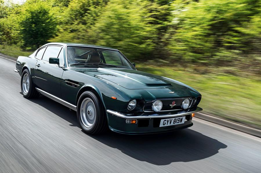 Visszapillantó: Aston Martin Vantage