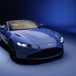 Ledobja a tetejét az Aston Martin Vantage a Genfi Autószalonon