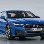 Itt az új Audi A7-es