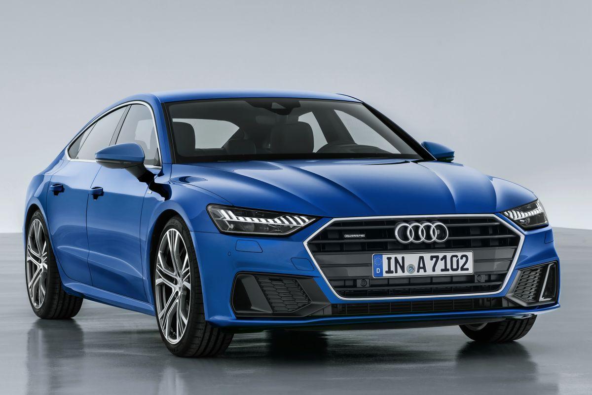 Audi A7 2018-2