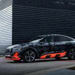 Tovább erősítik az elektromos Audi palettát