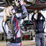 Robotruhában dolgoznak az Audi alkalmazottak