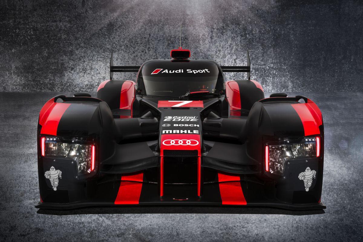 Audi R18 Le Mans 1