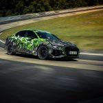 Az Audi RS3 a leggyorsabb kompakt a Nordschleifén
