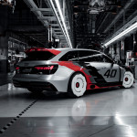 Új koncepció a múlt előtt tisztelegve, avagy itt az Audi RS6 GTO tanulmány
