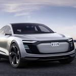 Két év múlva kerül forgalomba az Audi elektromossportos SUV-ja