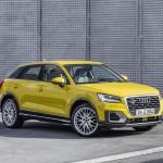 Erősebb változat az Audi Q2-esből
