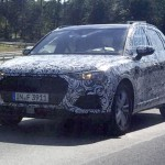 Az első képek az új Audi Q3-asról