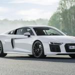 Új Audi R8 – hátsókerékhajtással!