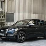 Felpiszkálta az Abt az Audi SQ5-öst