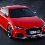Itt az új Audi TT RS!