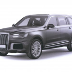 Rolls-Royce stílusban készül el az orosz Aurus luxus SUV-ja is