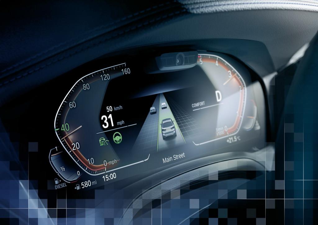 Utólag is feloldható lesz pár vezetést segítő rendszer a BMW modelljeiben