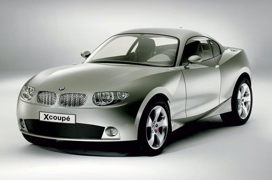 BMW X coupé 2001