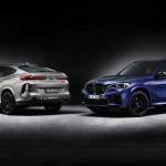 Limitált szériát kap a BMW X5 és az X6 csúcskivitele
