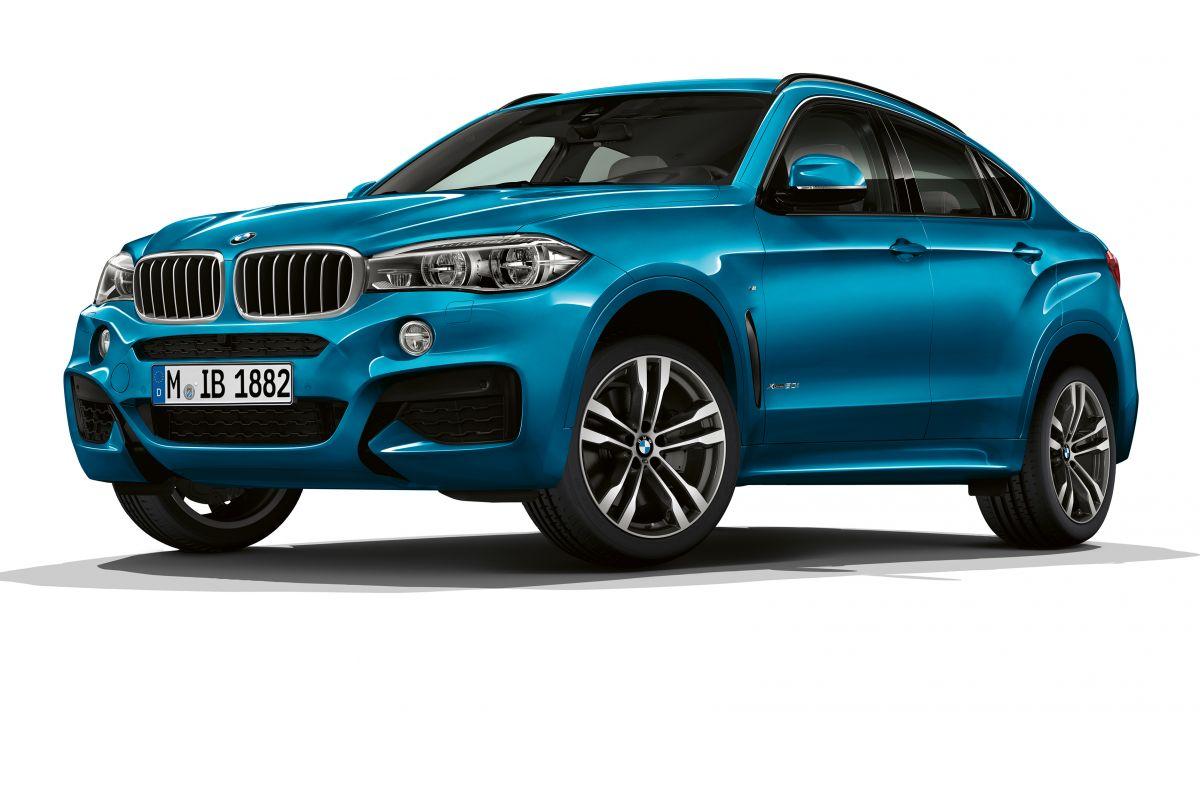 BMW X6 M sport Edition 2018-1